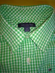 Рубашка  Tommy Hilfiger оригинал р. 146-152
