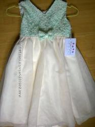 Платье вечернее разм. 124-130 см Pippa & Julia США