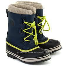 Зимние  ботинки  SOREL разм. 39