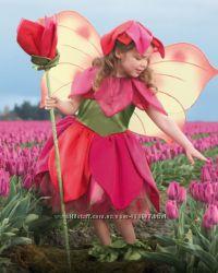 Костюм Тюльпан, Квітка, Цветок, Дюймовочка розм. 5-6  років, преміум-клас