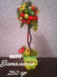 фруктовое дерево - витаминка -топиарий