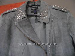 Кожанная куртка Guess оригинал новая