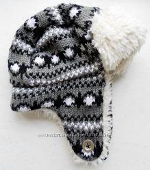 Очень теплая и стильная шапка MOTHECARE
