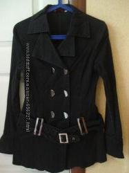 Удлиненный пиджачок на стройняшку