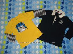 Кофточки на мальчика 6-9 месяцев Carter&acutes, Chicco
