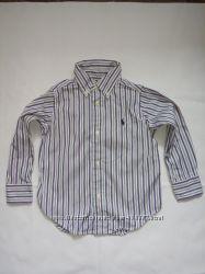 Стильная Рубашка Ralph Lauren для мальчика, размер 2 Т