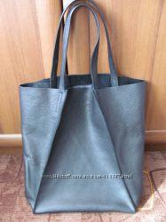 Кожаная сумка edge