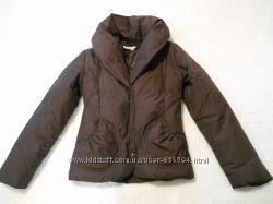 Куртка-пуховик женская ZARA basic, р. L.