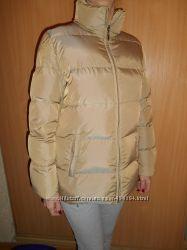 Куртка-пуховик женская ZARA woman, р. L.