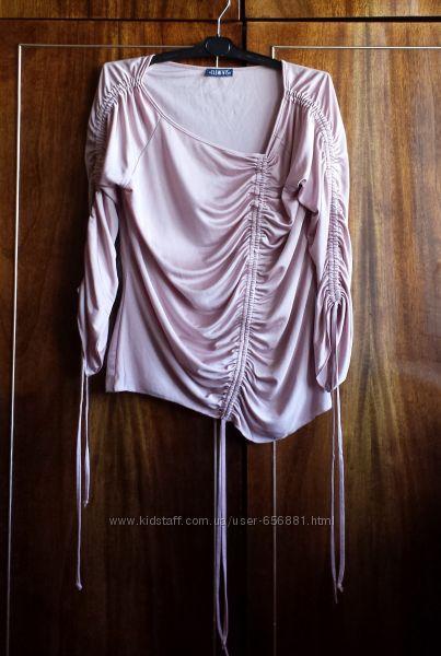 Кофточка блуза женская, нарядная, производство Германия, разм. 54-56