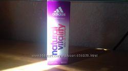 Туалетная вода Adidas natural vitaliti. Оригинал.