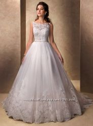 Свадебное платье с салона
