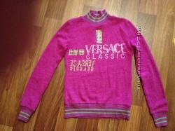 продам свитер джемпер гольф versace