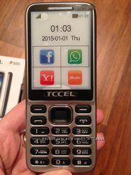 Продам телефон TCCEL B360E новый