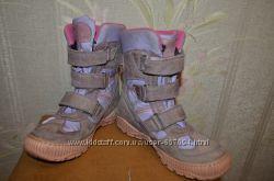 Продам ботинки 33-34 р. Minimen для девочки