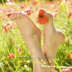 Крем для ніг, відновлюючий від сухості та тріщин