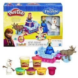 Пластилін Play-Doh Frozen Крижане серце