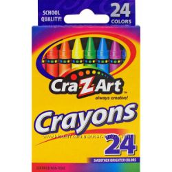 Cra-Z-Art восковые карандаши, 24шт
