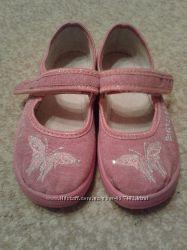 Тапочки для девочки