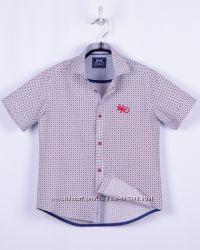 Подростковые рубашки ТМ BoGi  с длинным и коротким рукавом  до 170р