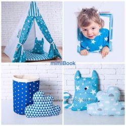 ТМ Mimi-book костюмы для мам и деток Новинки новогодние комплекты