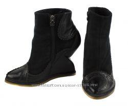 Классные деми ботиночки Paolo Conte