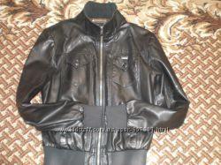 куртка изэко-кожи р. s