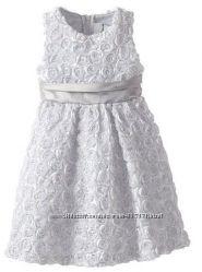 Нарядное платье Rare Editions для девочки 1-2 г. Очень красивое. Америка