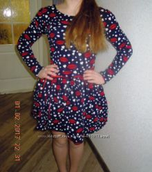 Нарядное платье Exclusive размер 42