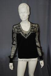 Свитер кашемировый с шелком Dolce&Gabbana оригинал
