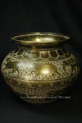 Горшки из металла парные чеканка изображения Камасутра