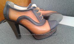 Продам туфли-батильоны 37 размер.