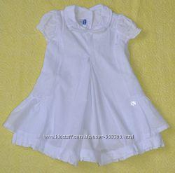Нарядное платье Chicco, р. 74