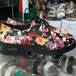 Туфли Цветы