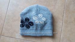 шапка женская теплая зимняя