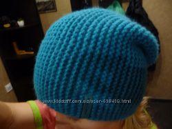 шапка теплая зима зимняя новая