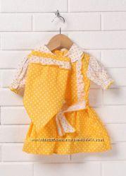 Платье БОМА с косынкой новое 86 р-ра