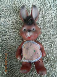 Продам коллекционную игрушку Заяц, ГДР 1980 г