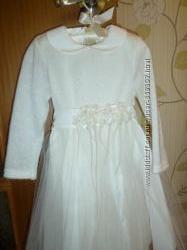Детское нарядное платье Daga 86р