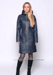 Демисезонные женские куртки плащи фирмы PRUNEL 423 435