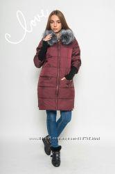 Стильная зимняя женская куртка Зима Prunel