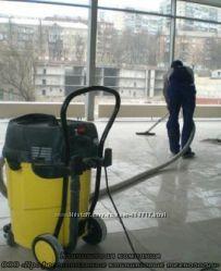 Прибирання приміщень після ремонту, всі райони Києва.