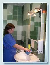 Чистка саун и ванных комнат Удаление плесени, грибка, водного камня.