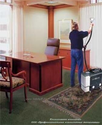 Химическая чистка штор, гардин, жалюзи, тюль без демонтажа. Чистка вакуумом