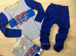 пижама для мальчиков 104-110-116-122-128-134-140см