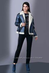 Модная дубленка-косуха от Condra