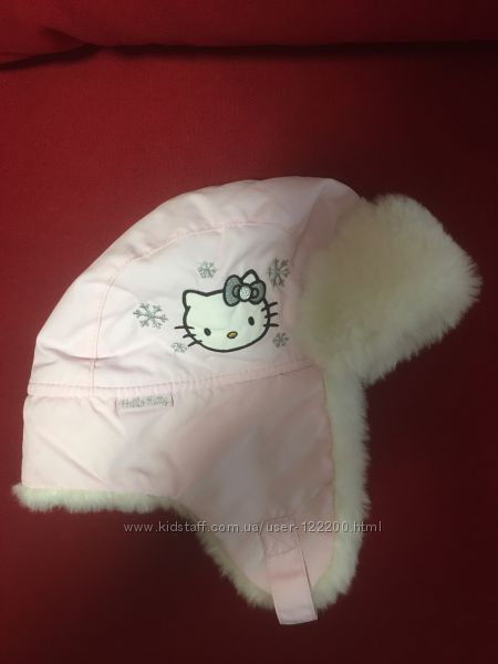 ушанка H&M Hello Kitty