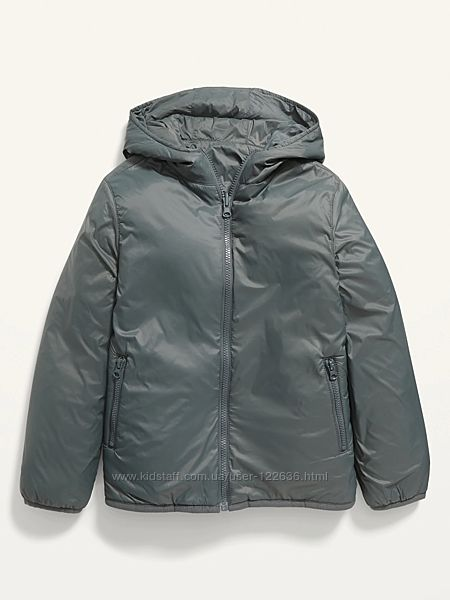 Двусторонняя переходная куртка Old Navy
