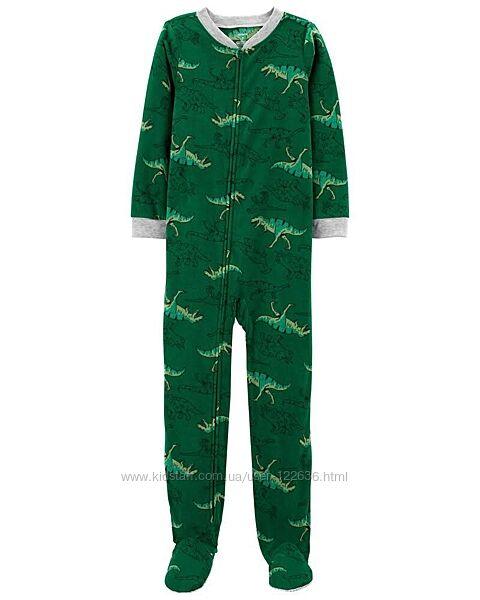 Carters размер 10. Пижама, слип, кигуруми