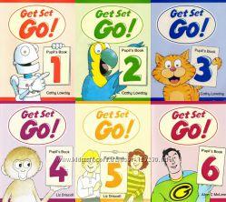 Комплект Get Set Go Work  Pupil&acutes book
